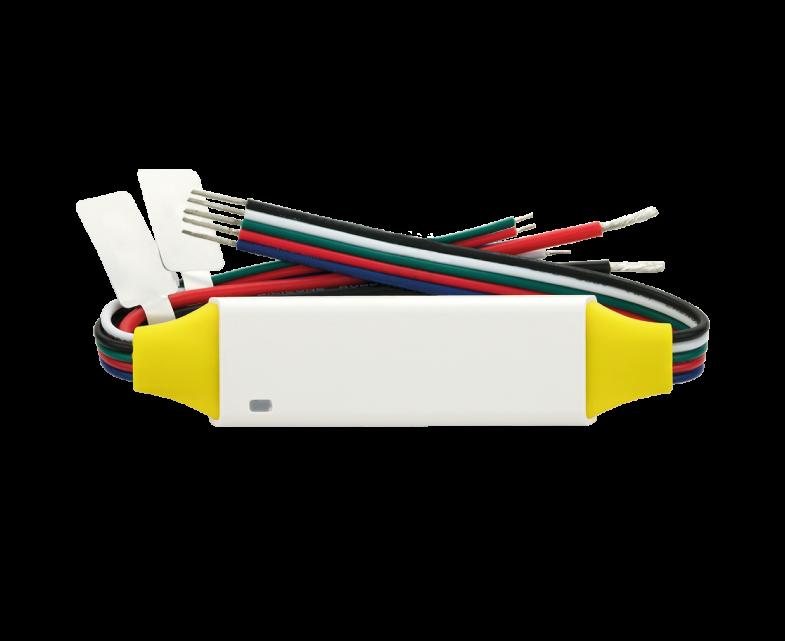 IMAGINE AMPLIFICADOR RGBW 5-24V 3X3A+5A