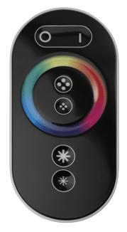CONTROLADOR RGB 216/432W (12/24Vdc)