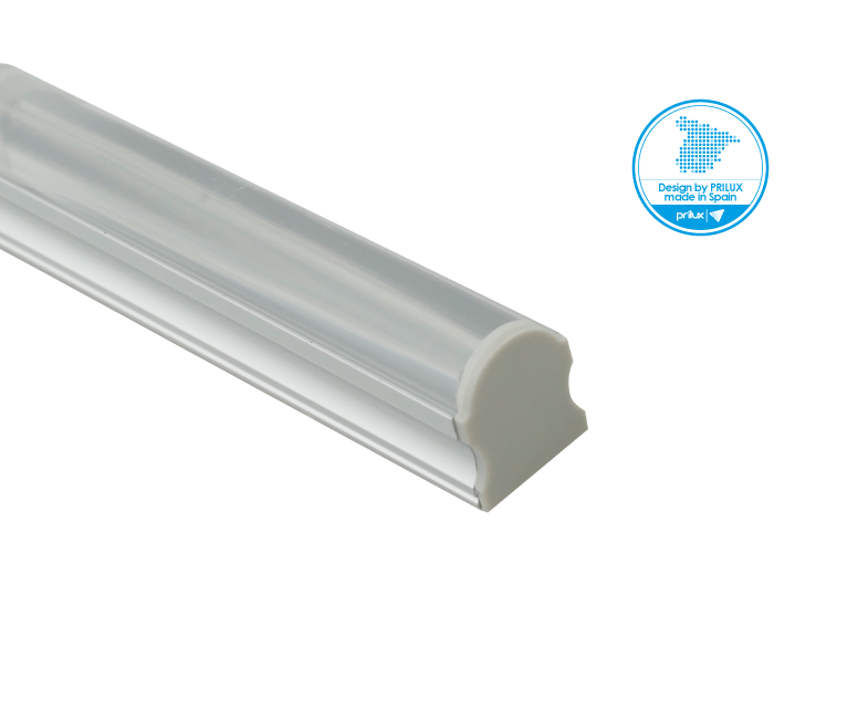 LOTE PROFLEX 12 2M 17,3X20,3MM SIN LED C/ACCESORIO