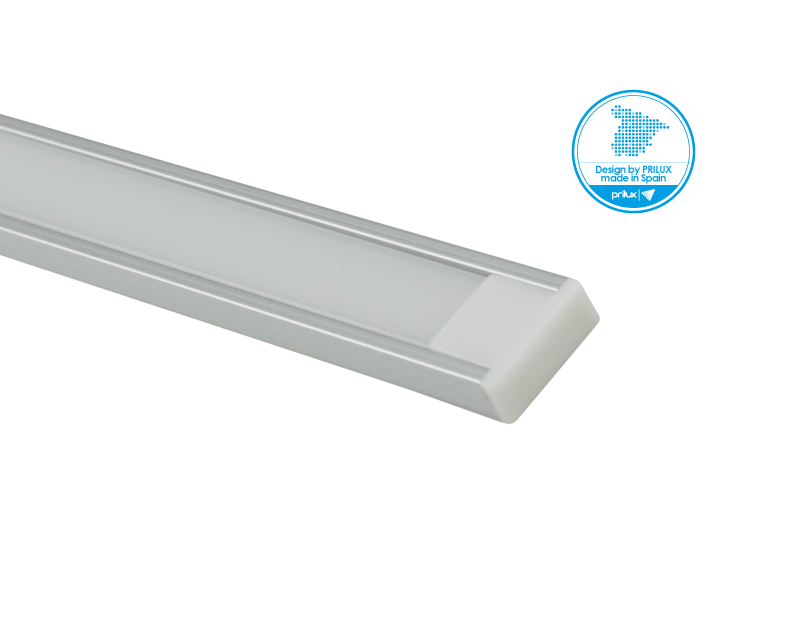 LOTE PROFLEX 5 2M 15,9X6MM SIN LED C/ACCESORIOS