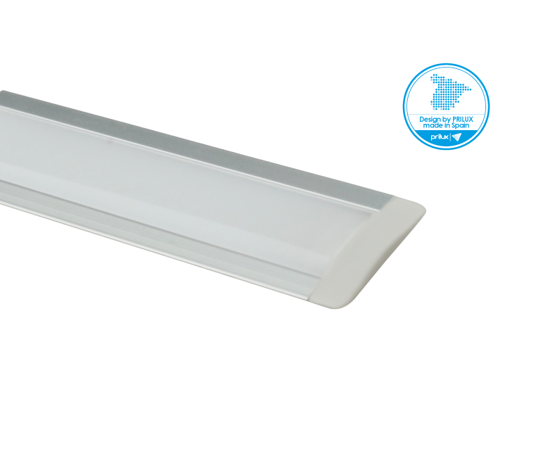 LOTE PROFLEX 9 2M 25X8,1MM SIN LED C/ACCESORIOS