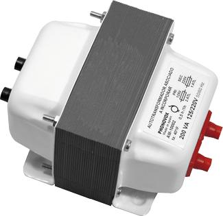AUTO-TRANSF AM-10010 2500W/125/220V