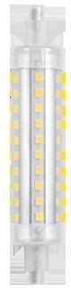 SPOTLINE LED 360 NOVA 10W R7S 830