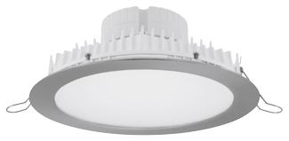 VIENA LED 15W 100-240V 830 16CM NIQUEL