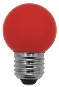 ESSENSE BALL BASIC ROJO 1,5W E27 230V