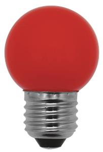 ESSENSE BALL BASIC ROJO 1,5W E27 230V
