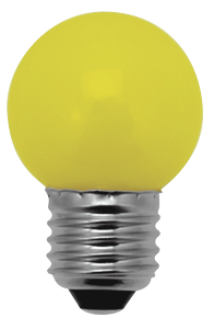 ESSENSE BALL BASIC AMARILLO 1,5W E27 230V