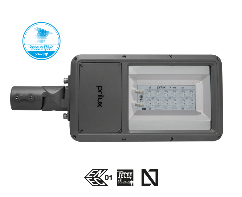 EGEA ROAD 12LED 24W 740 VA0P 1-10V