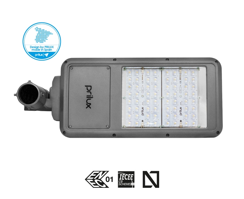 EGEA XL ROAD 64LED 150W/154WT 740 VA90P 5N CMR