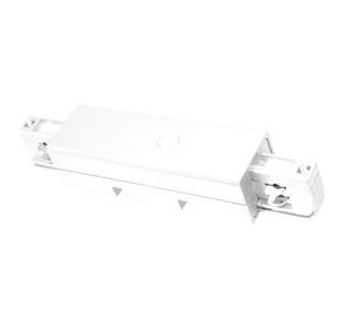 CONECTOR LINEAL EXT BLANCO CARRIL ELECTR