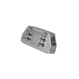 CONECTOR LINEAL INT GRIS CARRIL ELECTR