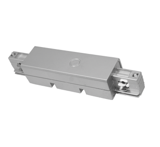 CONECTOR LINEAL EXT GRIS CARRIL ELECTR