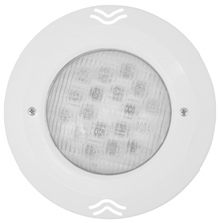 EMPOTRABLE AGUA ABS 35W PAR 56 LED SMD BLANCO