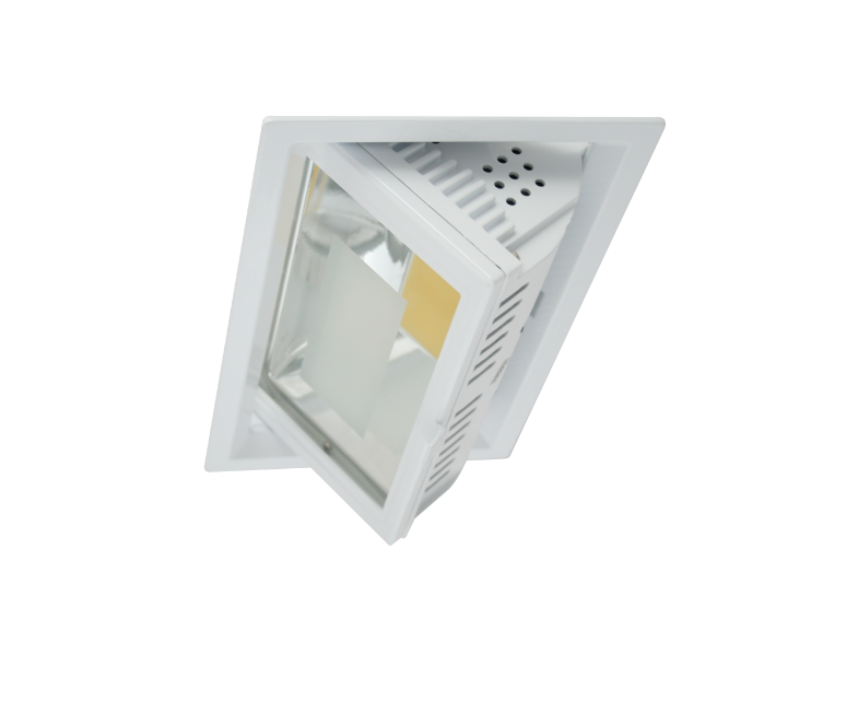 EMPOTRABLE EBRO LED 55W 842 BLANCO 80°