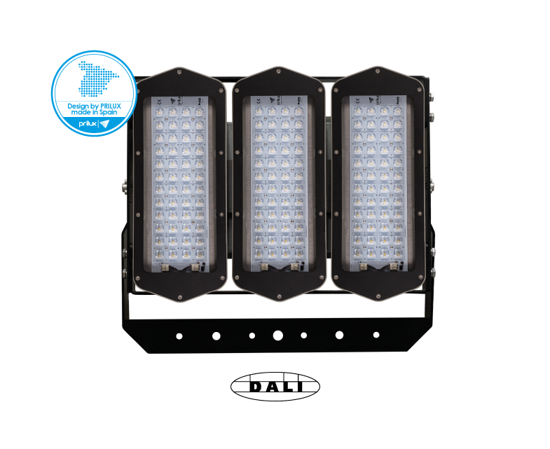 HEXAGON PLAY 3X48LED 432W 740 AEX90P DAL