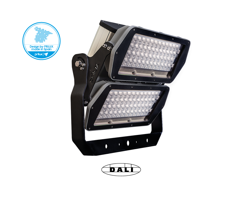 HEXAGON PLAY 2X40LED 130W WAS PCA+740 S-033 5N