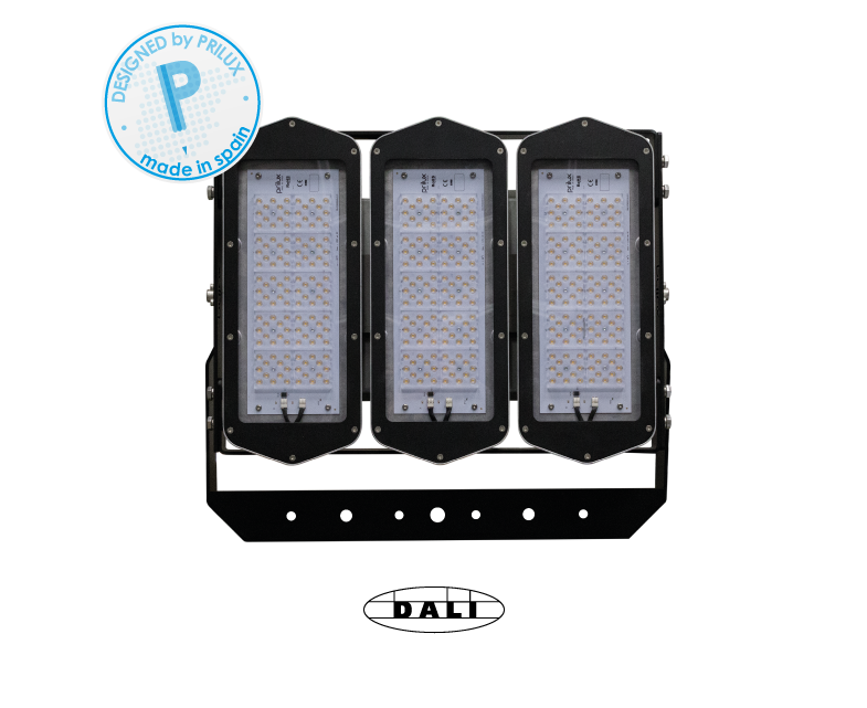 HEXAGON PLAY 3X120LED 420W 840 55º DALI
