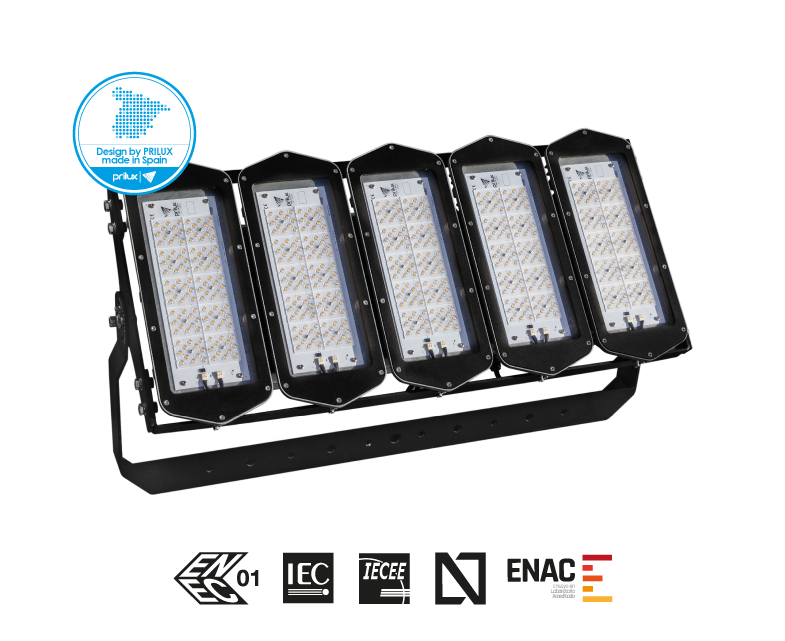 HEXAGON PLAY 1X48LED 200W/218WT 740 S-025 DALI