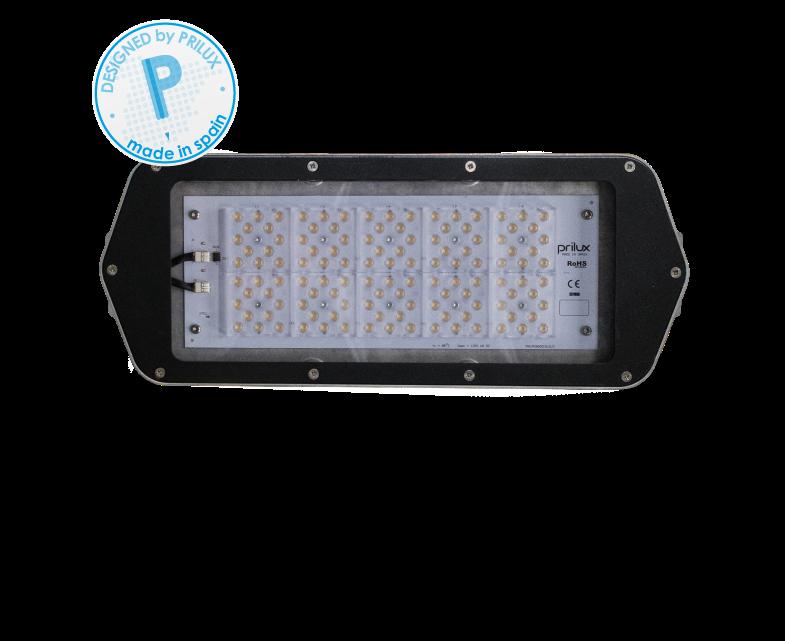 HEXAGON ZENIT 120 LED 150W 840 55º DALI
