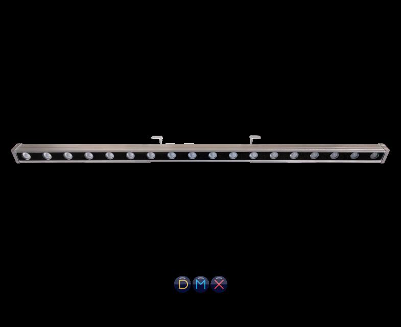 LED PAD AVANT RGBW DMX DC24V 24W IP66 45