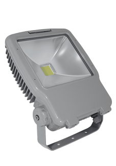 LYON LED 10W 230V 730 RAL 7040