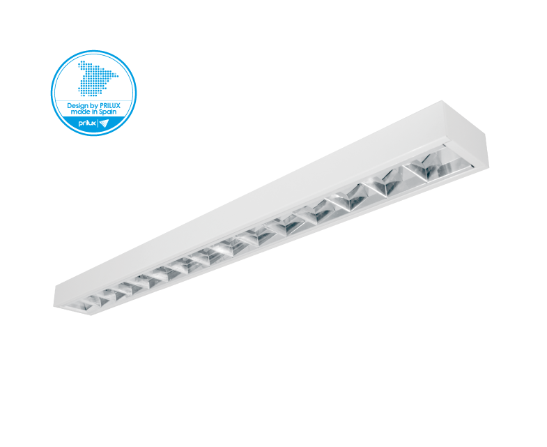 MAGNUM LED THIN 2X37W 400MA 840 1500MM