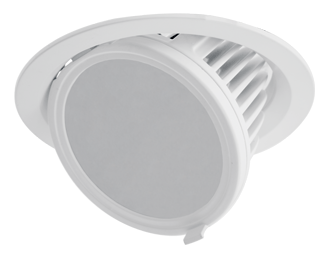 EMPOTRABLE MIÑO LED 35W 830 100º 1050MA