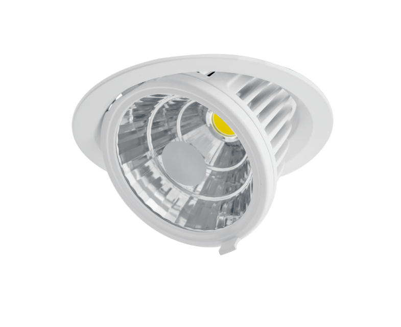 EMPOTRABLE MIÑO LED 52W 840 BLANCO 40°