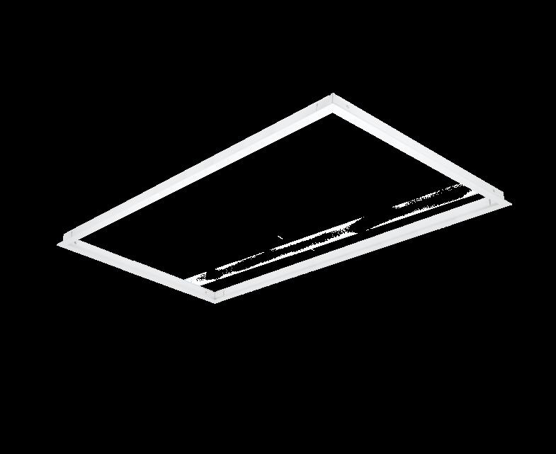 MARCO BL EMPOTRAR SILENT LED I 60X120X4,8CM DESMONTABLE