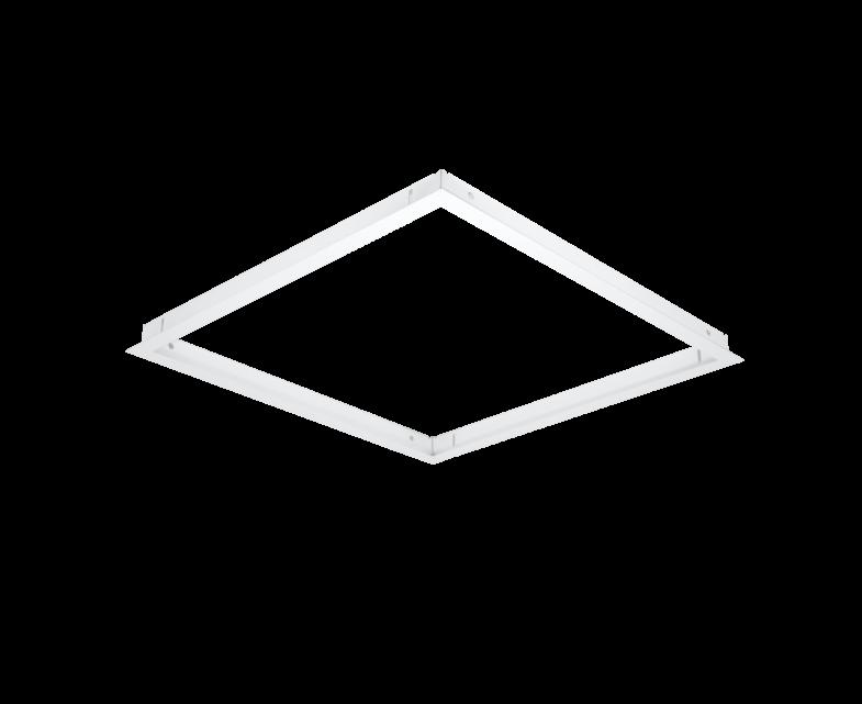 MARCO BL EMPOTRAR SILENT LED I 60X60X4,8CM DESMONTABLE