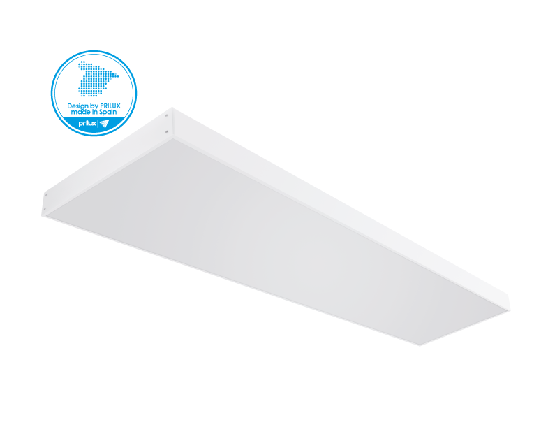 SILENT II LARGE LED 30X120 4X9,8W 830 S