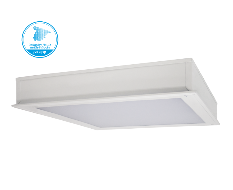 SILENT LED II IP65 4X9.8W 300MA 840