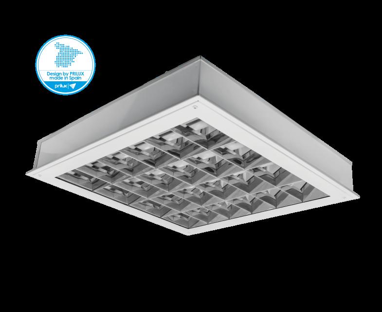 SILENT LED V IP65 4X13W 350MA 840