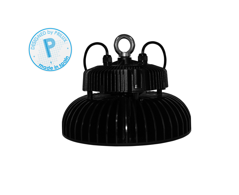 ZAMA LED 85W 840 2A 120º RAL 9005