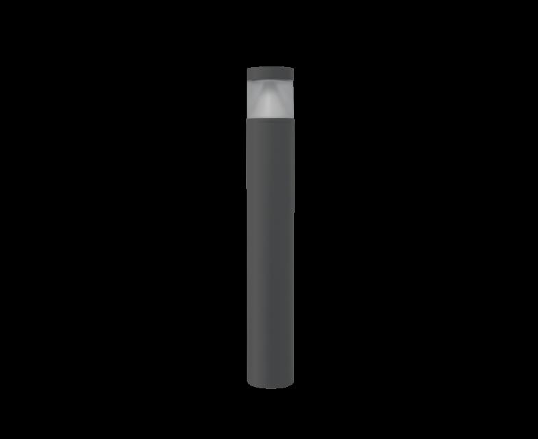 ZEREUS LED 13W 80CM 740 IP65 RAL 7010